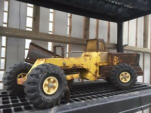 Metal Tonka Toys