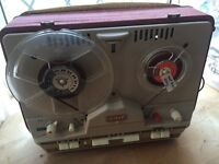 Reel to reel player/recorded