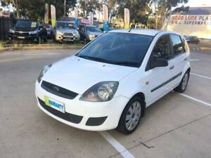 2007 Ford Fiesta Automatic 4 cylinder Low km 143,000 3 Month Rego Mount Druitt Blacktown Area Preview