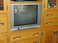 "22"" Toshiba Flat Screen Color TV"