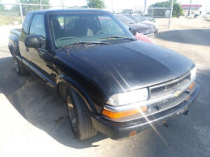 NEW FOR PARTS 2002 CHEVROLET S10@PICNSAVE WOODSTOCK