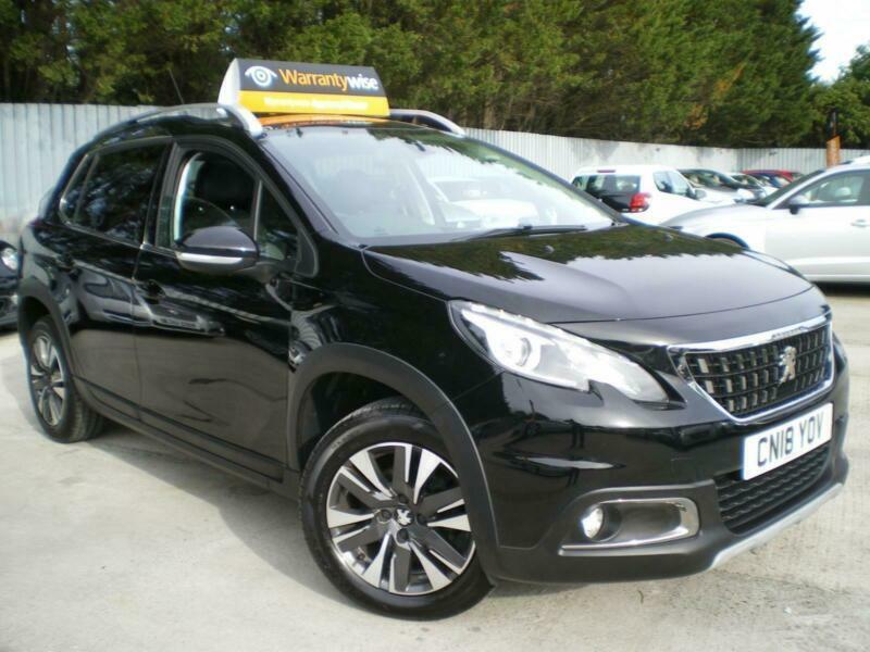 2018 Peugeot 2008 1.2 PureTech Allure Premium 5dr HATCHBACK Petrol Manual