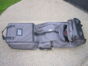 "Cadie 48""L Golf Travel Bag with Wheels ""NEW"""