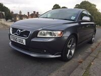2010 60 VOLVO S40 D4 R-DESIGN FOR SPARES OR REPAIRS