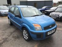 Ford Fusion 1.4 Style Plus, One former female keeper, immaculate, 12 Month Mot 3 Month Warranty ,