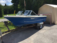 14' Runabout with 50HP Evinrude and Trailer...Need gone ASAP!