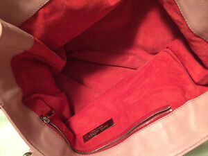 Pink Marc Jacobs leather handbag Strathcona County Edmonton Area image 3