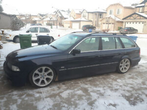 1999 BMW Boosted 540i Wagon For Trades