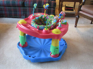 ExerSaucer...very clean