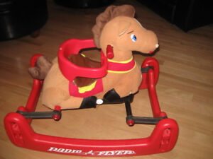 Rocking Horse Pick up in Brooklin