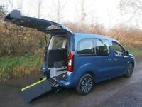 2012 Peugeot Partner Tepee 1.6 e HDi 92 S 5dr AUTOMATIC WHEELCHAIR ACCESSIBLE...
