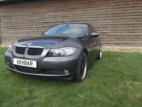 2008 BMW 320D 2.0L LEFT HAND DRIVE (LHD) UK REGISTERED DIESEL