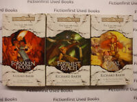 """Forgotten Realms The Last Mythal Trilogy"""