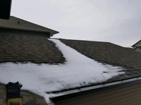 Winter Eavestrough Cleaning Services