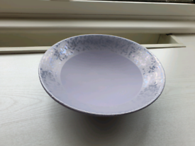 Purple Decorative Bowl