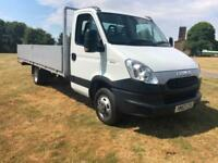 Iveco Daily 2.3TD 35C13 4100 XLWB **Extra Long 19ft** Dropside, Very Clean