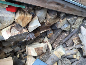 FIREWOOD FOR SALE - Pre-cut and ready to burn!