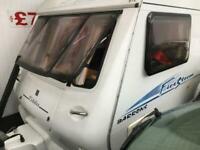 2004 ELDDIS FIRESTORM 524 4-Berth Caravan Manual
