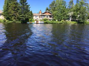 Magnifique Chalet à louer au lac Rond