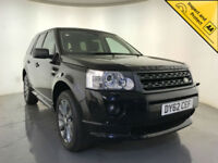 2012 LAND ROVER FREELANDER SPORT LE SD4 AUTO DIESEL HEATED SEATS SERVICE HISTORY