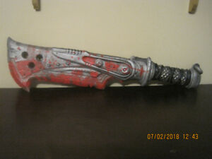 Gears of War 3 Butcher Cleaver 36 inch