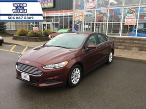 2015 Ford Fusion S  - $97.34 B/W