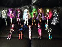 """""""Monster High"""" dolls"""