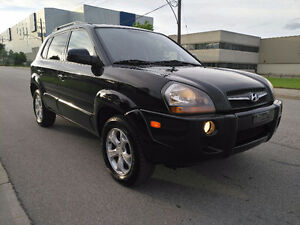 2009 Hyundai Tucson Limited SUV, Certified +1 Year Free Warranty