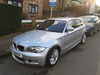 BMW 2L 120D M Sport