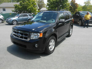 2010 FORD ESCAPE 5 DOOR LTD SUV,2 YEAR WARRANTY INCLUDED