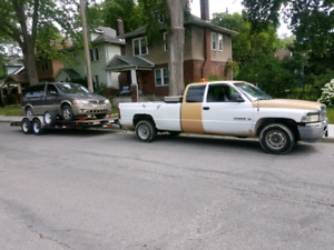 TOWING & SCRAP CAR REMOVAL !! CALL 519 990 3655