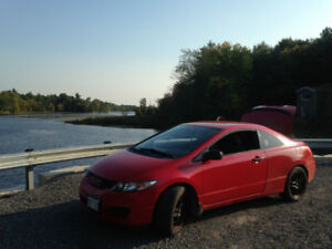 2009 Honda Civic Coupe, read all ad