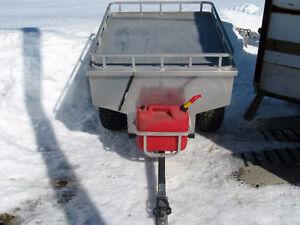 trailer vtt a vendre Lac-Saint-Jean Saguenay-Lac-Saint-Jean image 2