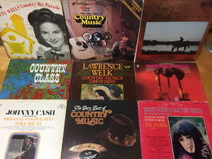 Disques vinyles 33 tours Country -Western English West Island Greater Montréal image 2