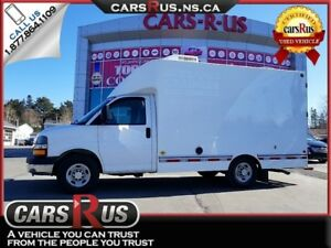 2013 Chevrolet Express Cutaway 3500 / Payments As Low As $100 A