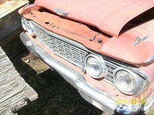 1962 Ford Fairlane 500 Project Car Strathcona County Edmonton Area image 4