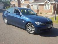 2007 56 BMW 318I SE 4 DOOR SALOON 12 MONTH TEST