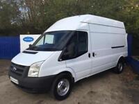 2010 60 Ford Transit 2.4TDCi Duratorq ( 100PS ) 350L 350 LWB Diesel Van