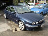 Jaguar X-TYPE 2.0D 2007 SE DIESEL FULL LEATHER EXCELLENT