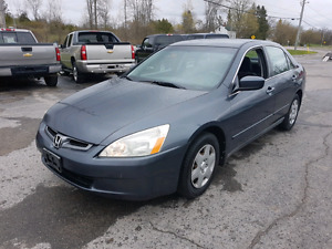 2005 Honda accord auto 4 door  certified etested