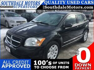 2010 DODGE CALIBER SXT FLEET * POWER GROUP * SAT. RADIO SYSTEM *