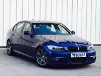 BMW 320 2.0TD 2011 MY d M Sport 6 speed manual finance available good/bad credit
