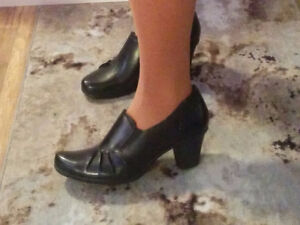 Size 8 - 8.5  -  some booties, some shoes  (blacks & browns)