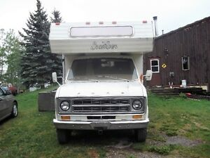 1976 ford 20 ft RV