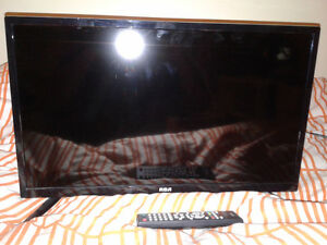 "Television 24"" RCA LED *Barely Used"