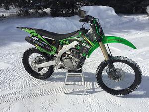 Kawasaki kx450