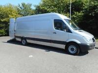 Mercedes Sprinter 313 Cdi Panel Van 2.1 Manual Diesel ; Huge spec, read on ...
