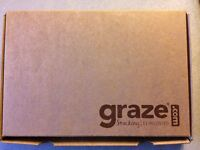 WANTED : EMPTY GRAZE SNACK BOXES I WILL PAY