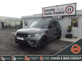 image for 2015 X LAND ROVER RANGE ROVER SPORT 3.0 SDV6 AUTOBIOGRAPHY DYNAMIC 5D 306 BHP DI