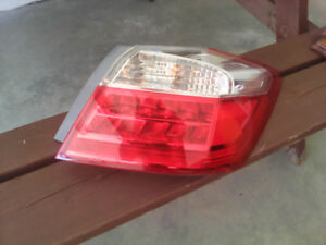 2014 TAIL LIGHT HONDA ACCORD TOURING